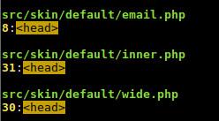 Html Folder Search